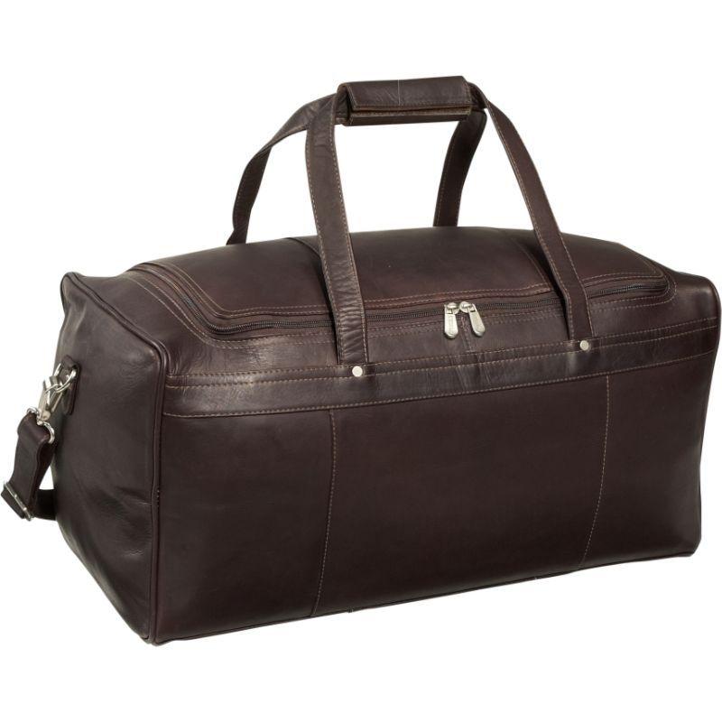 ピエール メンズ スーツケース バッグ Duffel Chocolate