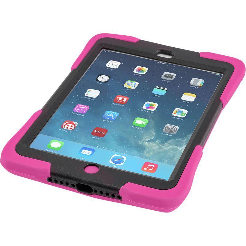 デバイスウェア メンズ PC・モバイルギア アクセサリー Caseiopeia Keepsafe Strap for iPad Mini Pink