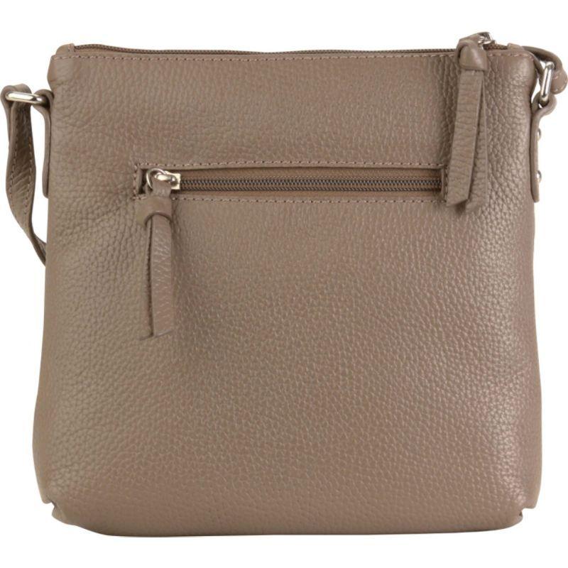 ハダキ メンズ ボディバッグ・ウエストポーチ バッグ Susan Crossbody Handbag Taupe