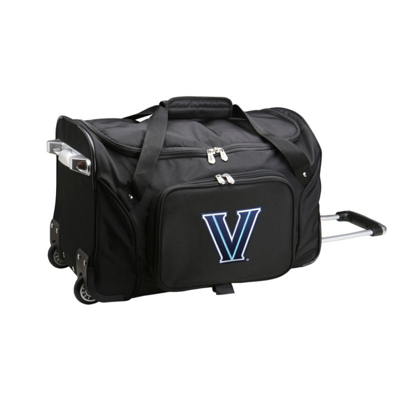 デンコスポーツ メンズ スーツケース バッグ NCAA 22 Rolling Duffel Villanova University Wildcats