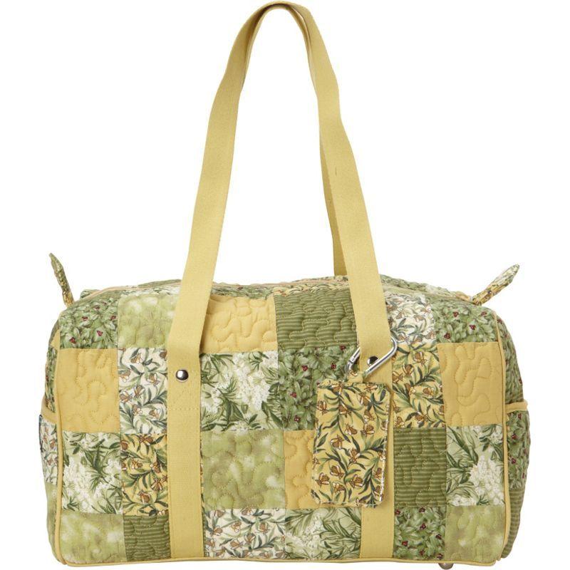 ドナシャープ メンズ スーツケース バッグ Small Weekender Duffel - Exclusive Botanical