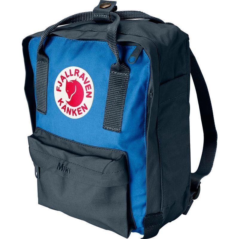 フェールラーベン メンズ バックパック・リュックサック バッグ Kanken Mini Backpack Graphite-UN Blue