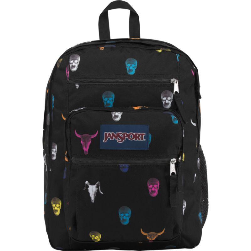 ジャンスポーツ メンズ バックパック・リュックサック バッグ Big Student Backpack- Sale Colors Dead Icons