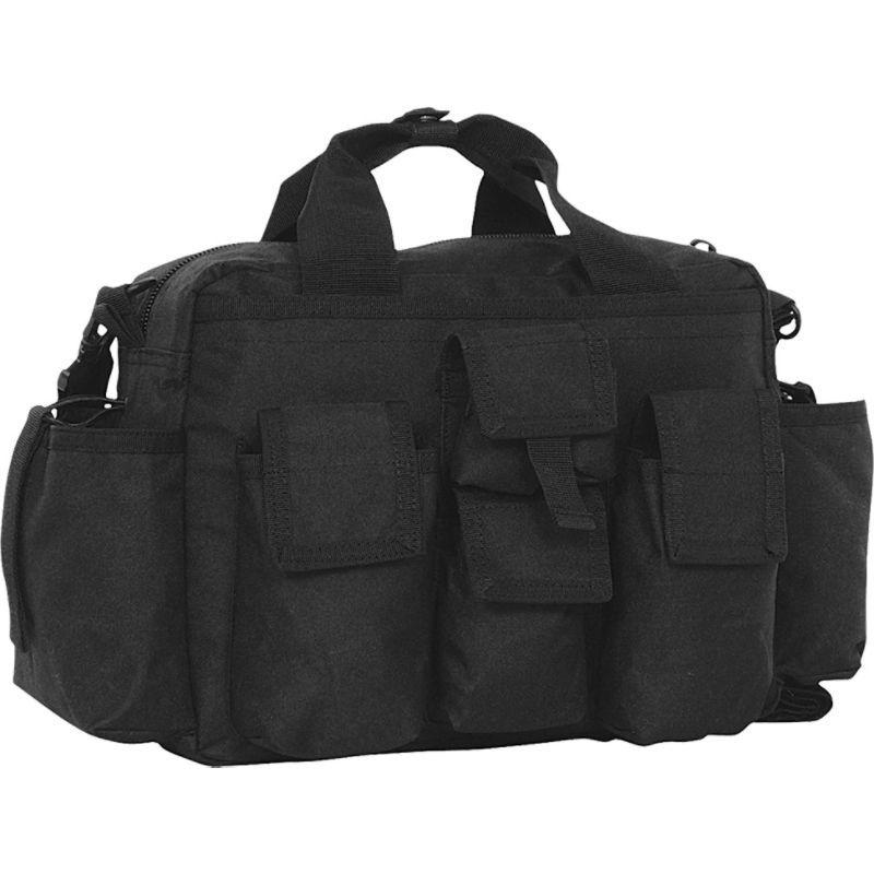 フォックスアウトドア メンズ ボストンバッグ バッグ Mission Response Bag Black
