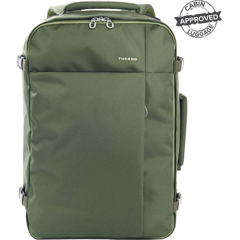 ツカーノ メンズ バックパック・リュックサック バッグ Tugo Large Travel Backpack Green