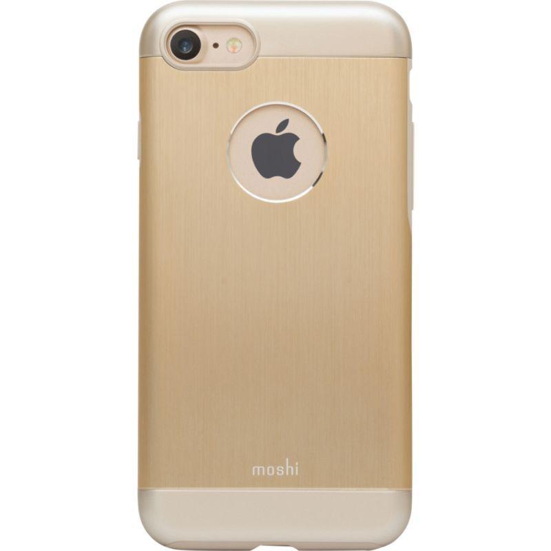 モシ メンズ PC・モバイルギア アクセサリー Armour iPhone 7 Phone Case Gold