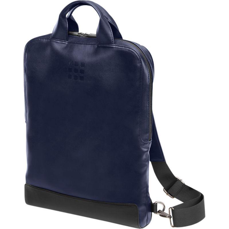 モレスキン メンズ スーツケース バッグ Classic Vertical Device Bag Steel Blue