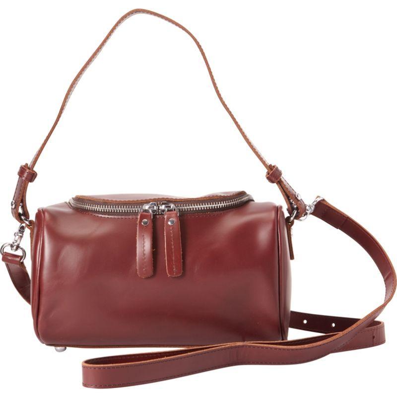 ヴァガボンドトラベラー メンズ ボディバッグ・ウエストポーチ バッグ Shoulder Bag Crossbody Wine Red