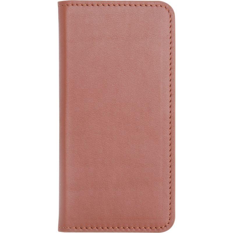 ロイスレザー メンズ PC・モバイルギア アクセサリー iPhone 7 Genuine Leather Case Tan