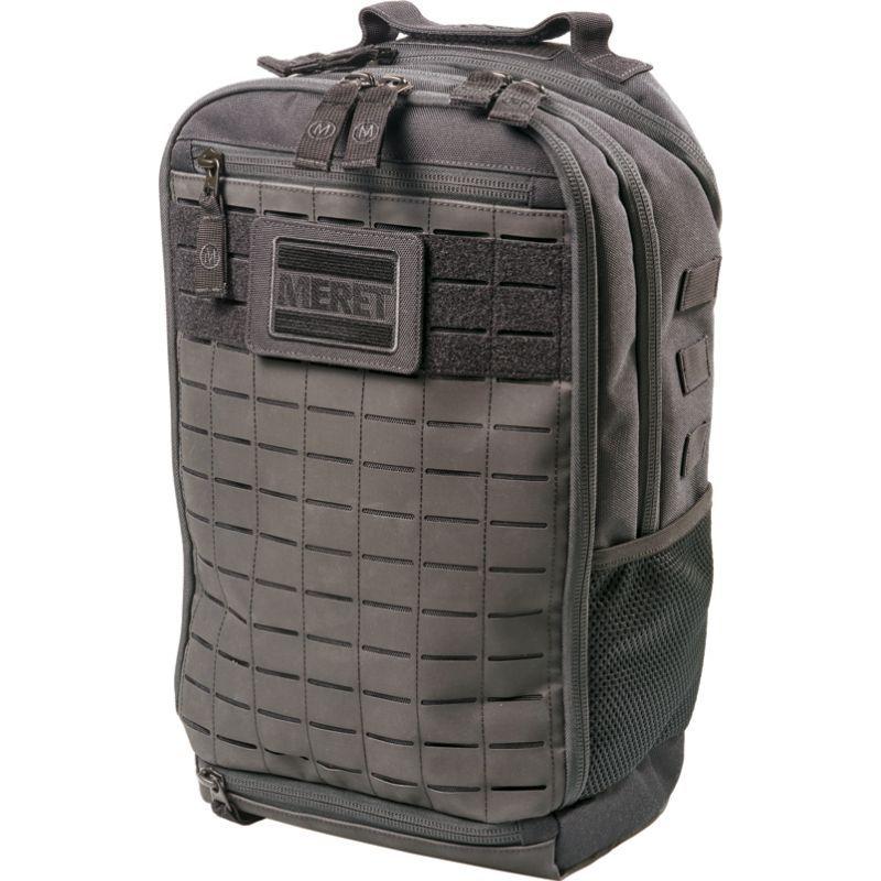 メレット メンズ バックパック・リュックサック バッグ DEFENDER Pro Commuter Backpack Black
