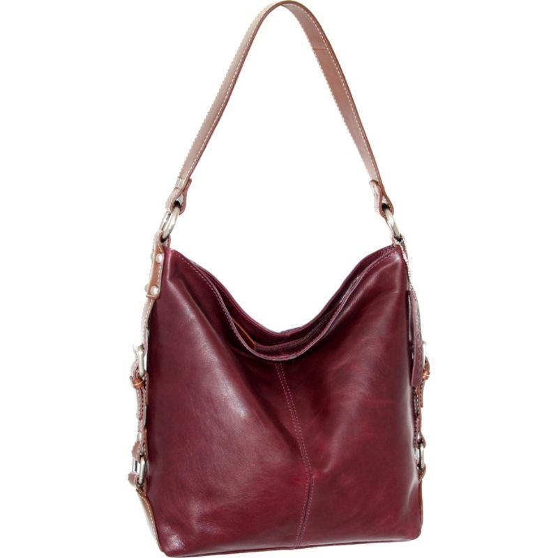 ニノボッシ メンズ ショルダーバッグ バッグ Chrissy Shoulder Bag Plum