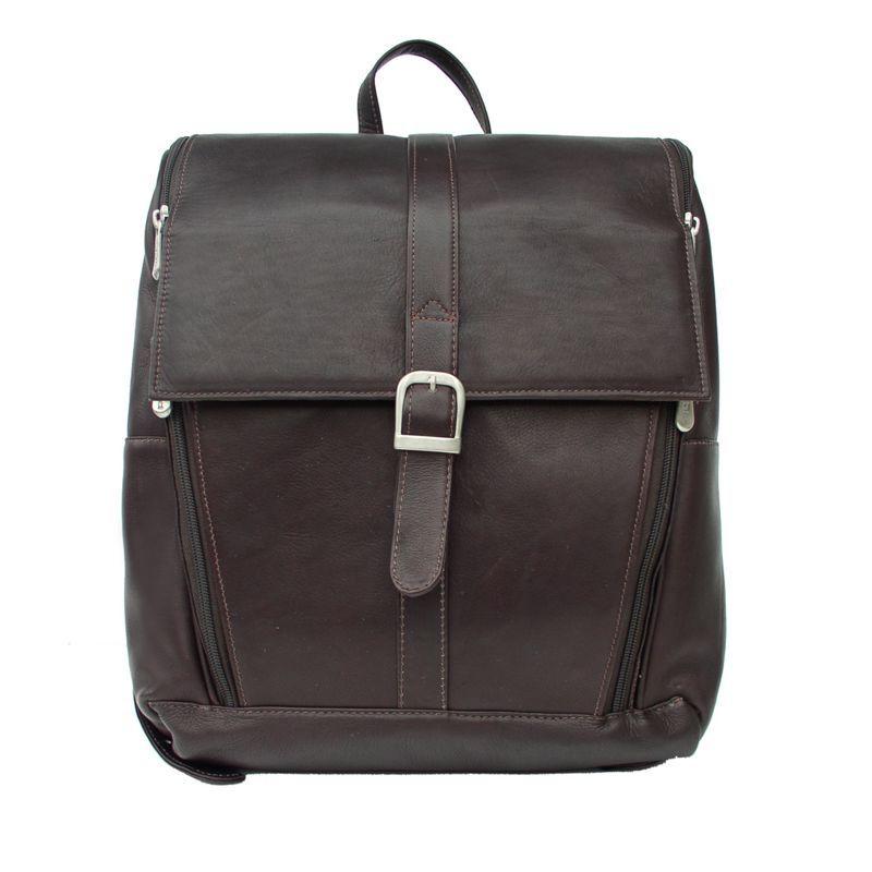 ピエール メンズ スーツケース バッグ Slim Computer Backpack Chocolate