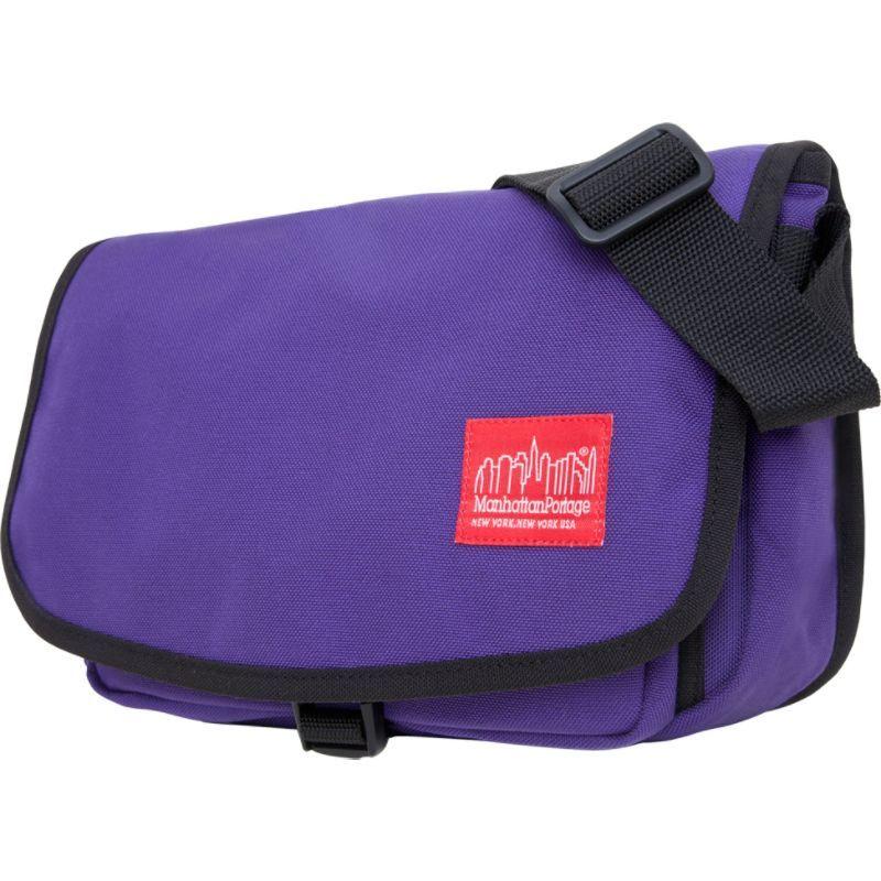 マンハッタンポーテージ メンズ ショルダーバッグ バッグ Sohobo Bag (SM) Purple