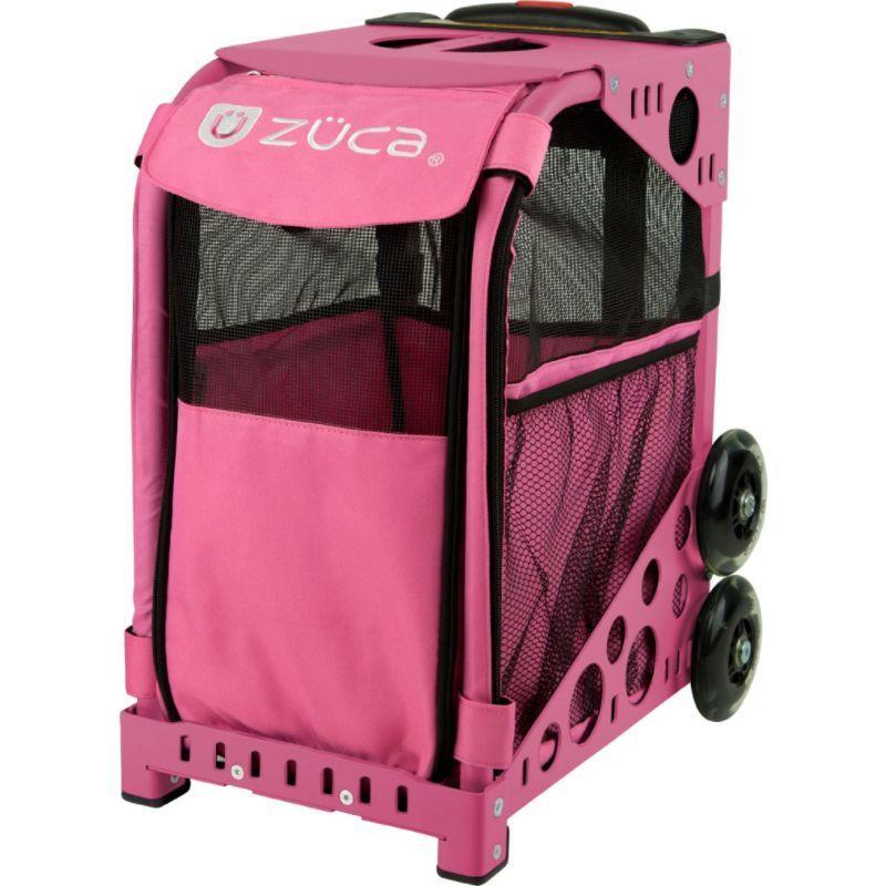 ズカ メンズ スーツケース バッグ Sport Pet Carrier Hot Pink/Hot Pink Frame Hot Pink - Pink Frame