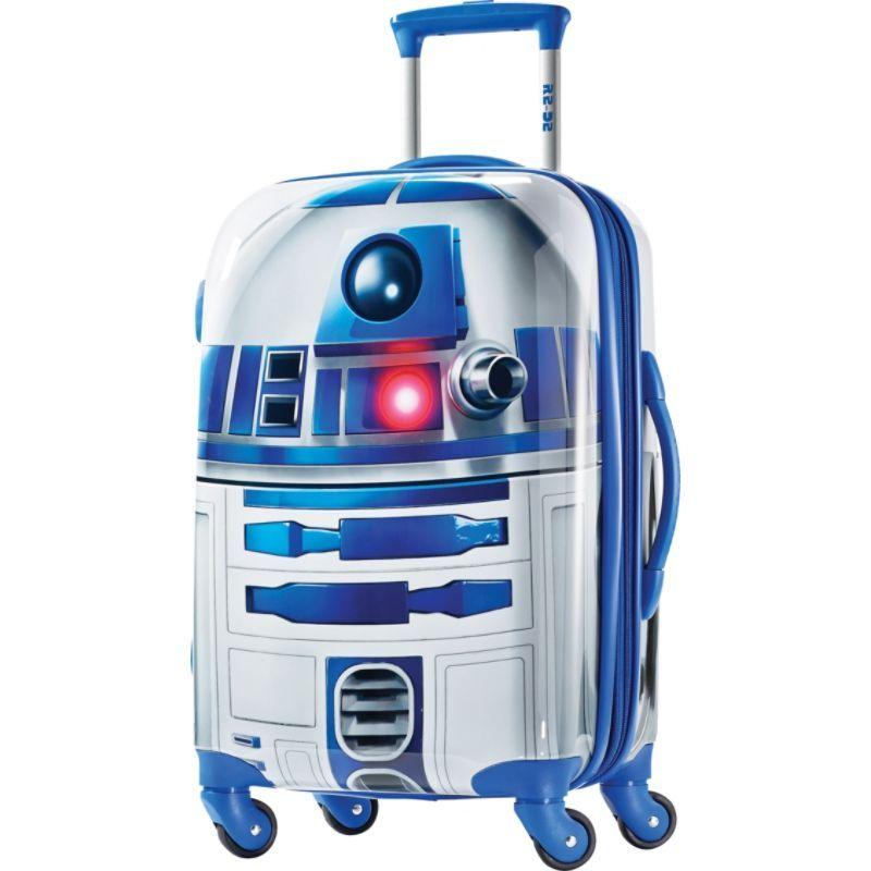 アメリカンツーリスター メンズ スーツケース バッグ Star Wars All Ages 21 Carry-On Spinner R2D2