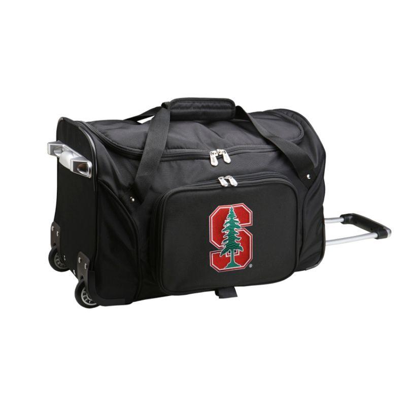 デンコスポーツ メンズ スーツケース バッグ NCAA 22 Rolling Duffel Stanford University Cardinal