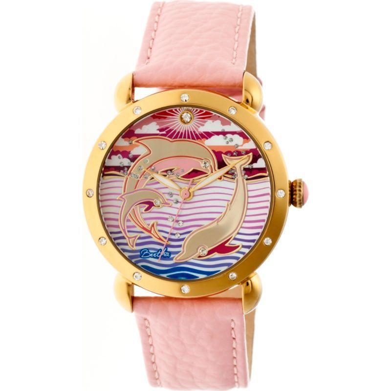 ベルサ メンズ 腕時計 アクセサリー Estella Ladies Watch Pink