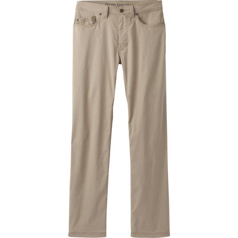プラーナ メンズ カジュアルパンツ ボトムス Brion Pants - 30 Inseam Dark Khaki