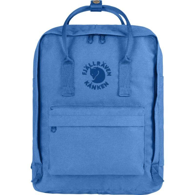 フェールラーベン メンズ バックパック・リュックサック バッグ Re-Kanken Backpack UN Blue