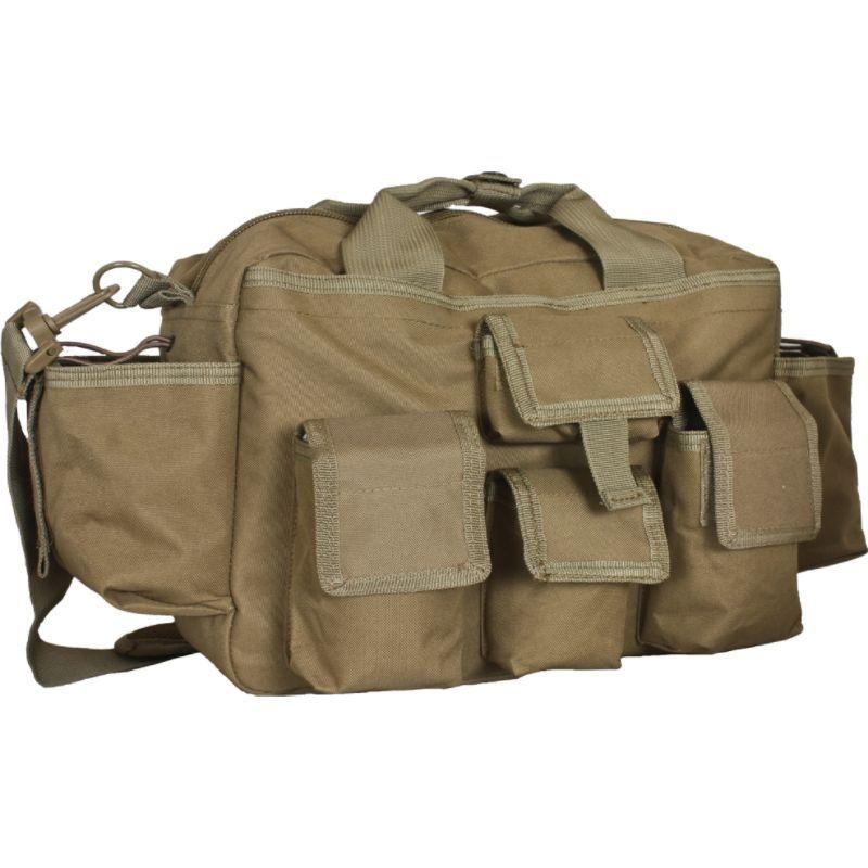 フォックスアウトドア メンズ ボストンバッグ バッグ Mission Response Bag Coyote