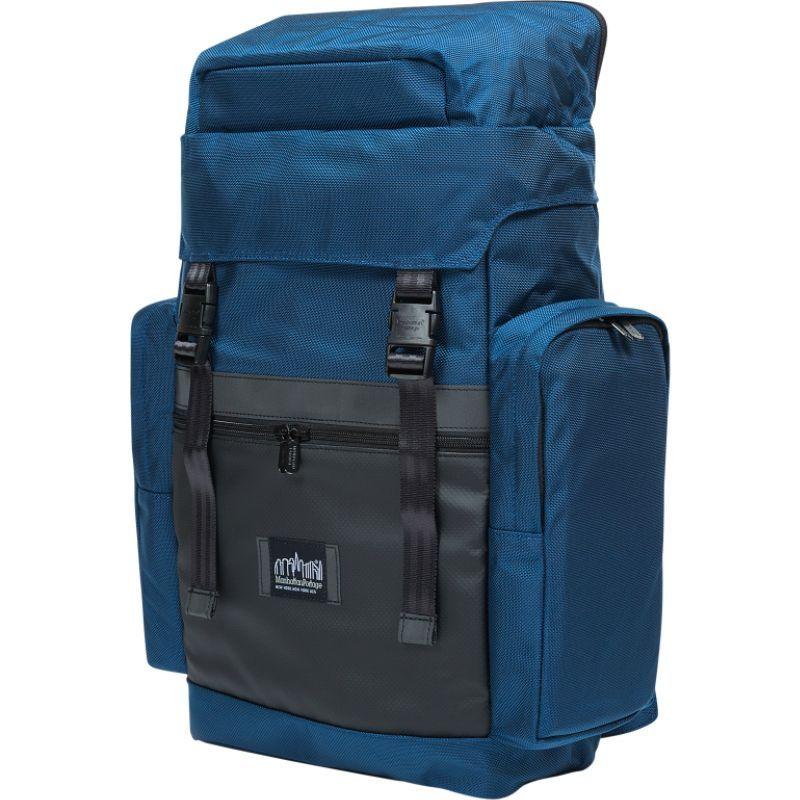 マンハッタンポーテージ メンズ バックパック・リュックサック バッグ Twin Island Backpack VER.2 Navy