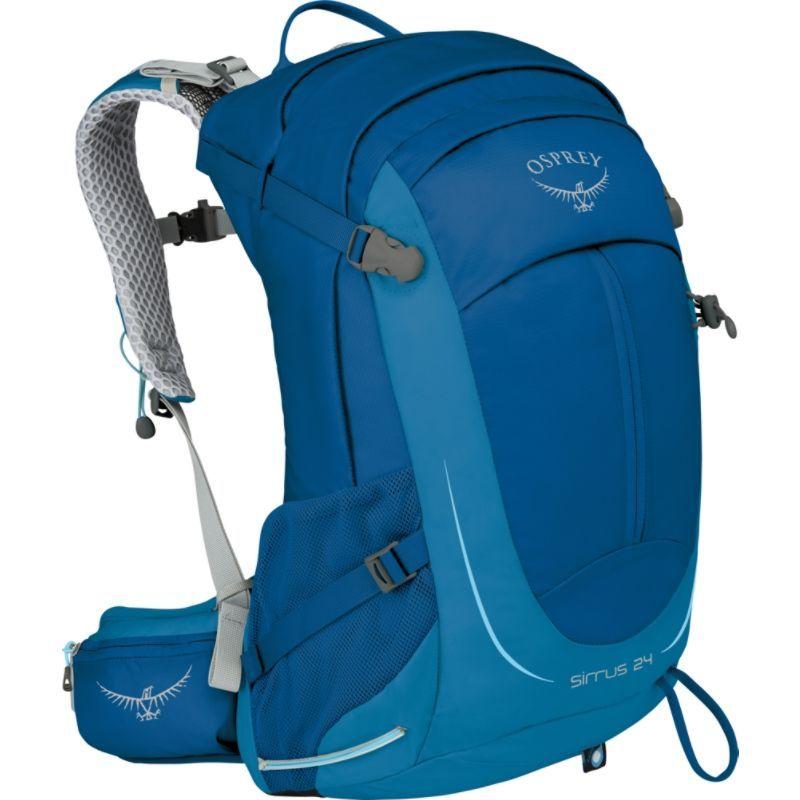 オスプレー レディース バックパック・リュックサック バッグ Womens Sirrus 24 Hiking Pack Summit Blue