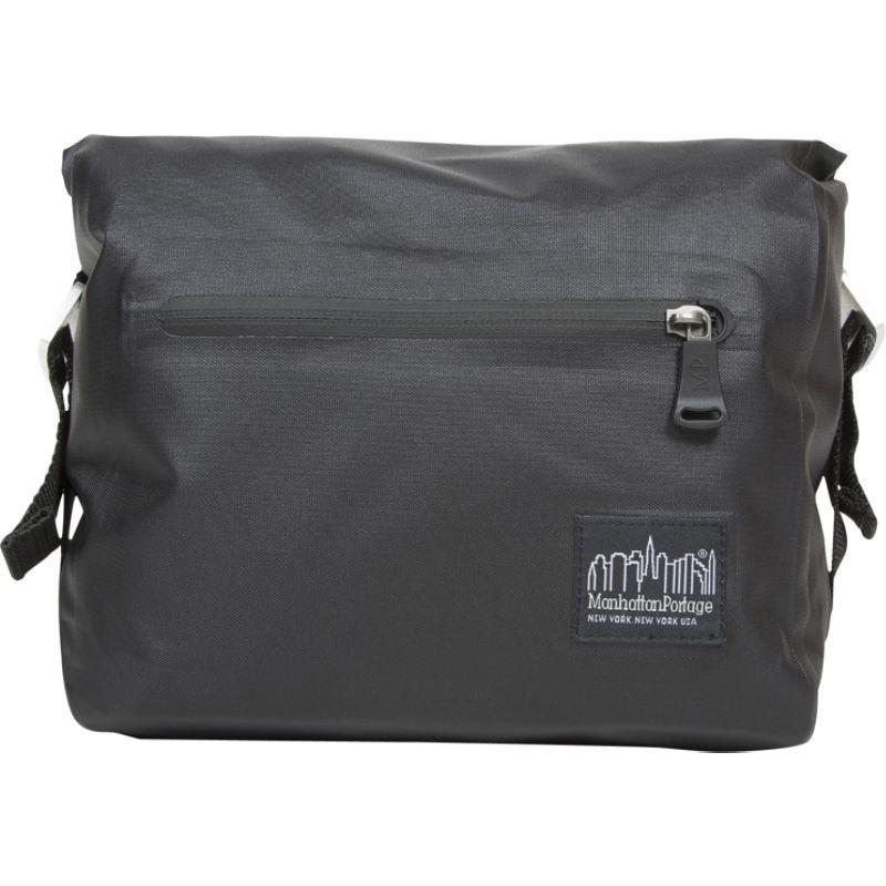 マンハッタンポーテージ メンズ ショルダーバッグ バッグ Harbor Handle Bag Lite Edition Black