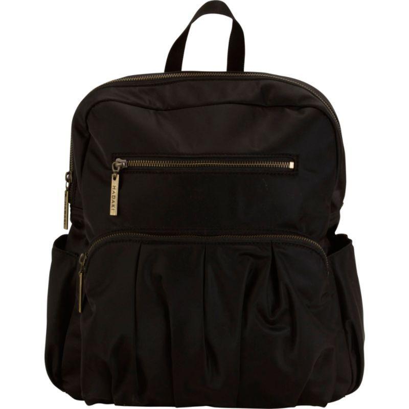 ハダキ メンズ ショルダーバッグ バッグ Urban Backpack Black