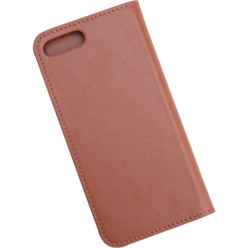 ロイスレザー メンズ PC・モバイルギア アクセサリー iPhone 7 Plus Genuine Leather Case Tan