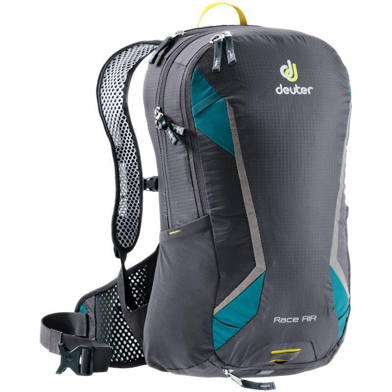 ドイター メンズ バックパック・リュックサック バッグ Race Air Hydration Hiking Pack Graphite/Petrol