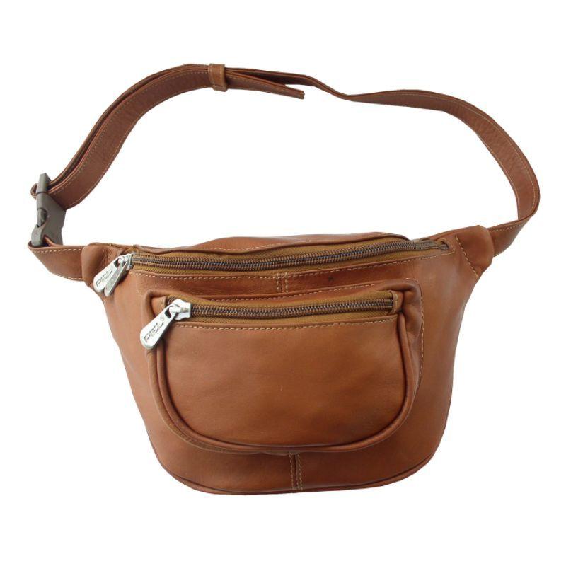 ピエール メンズ ボディバッグ・ウエストポーチ バッグ Traveler's Waist Bag Saddle