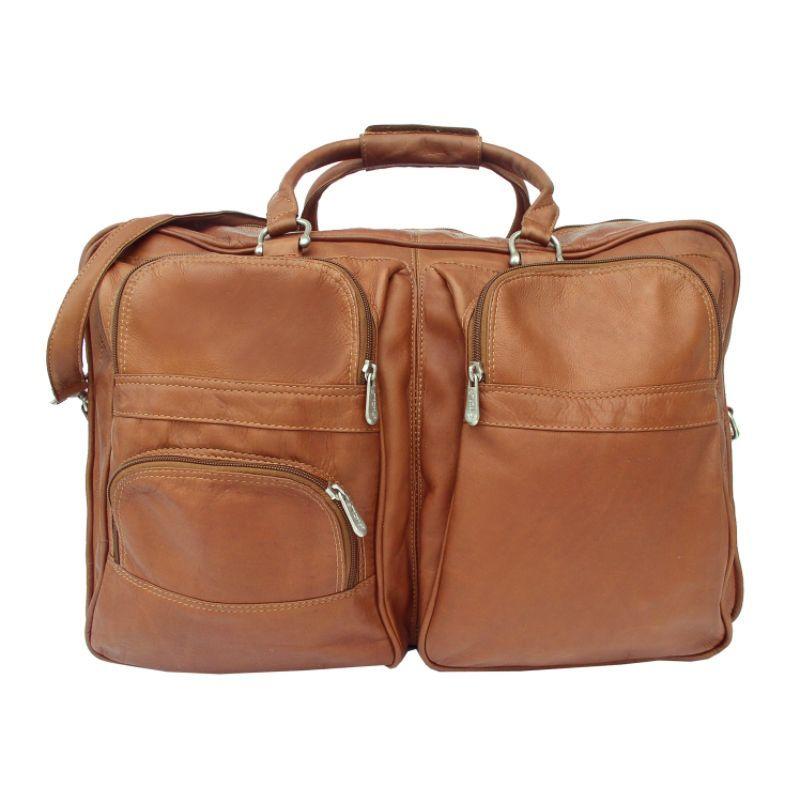 ピエール メンズ スーツケース バッグ Complete Carry-All Bag Saddle