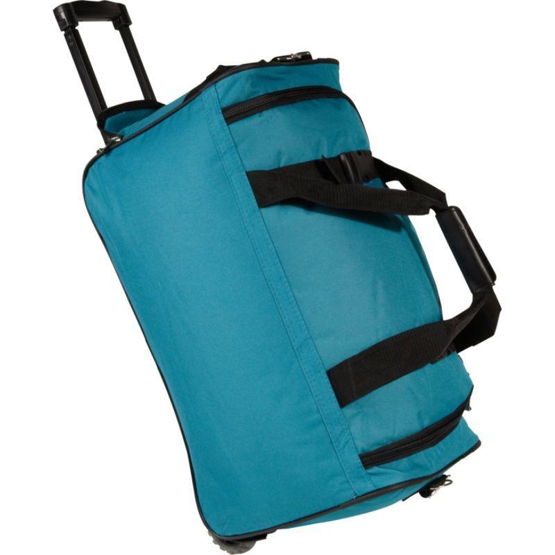 ロックランド メンズ スーツケース バッグ 22 Rolling Duffle Bag Turquoise