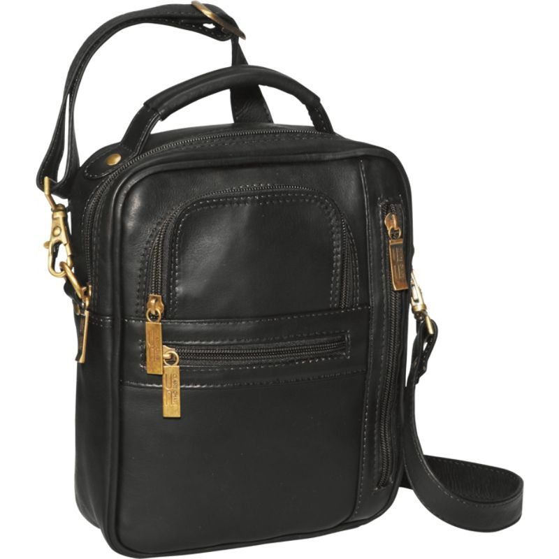 クレアーチャイス メンズ ショルダーバッグ バッグ Medium Man Bag Black