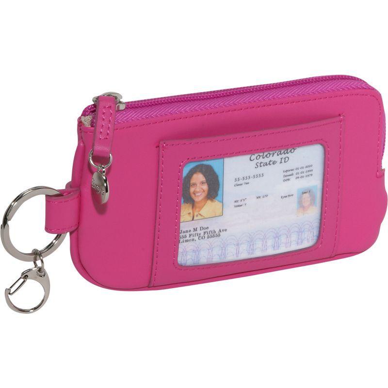 ロイスレザー メンズ PC・モバイルギア アクセサリー Phone ID Credit Card Wallet Wild Berry