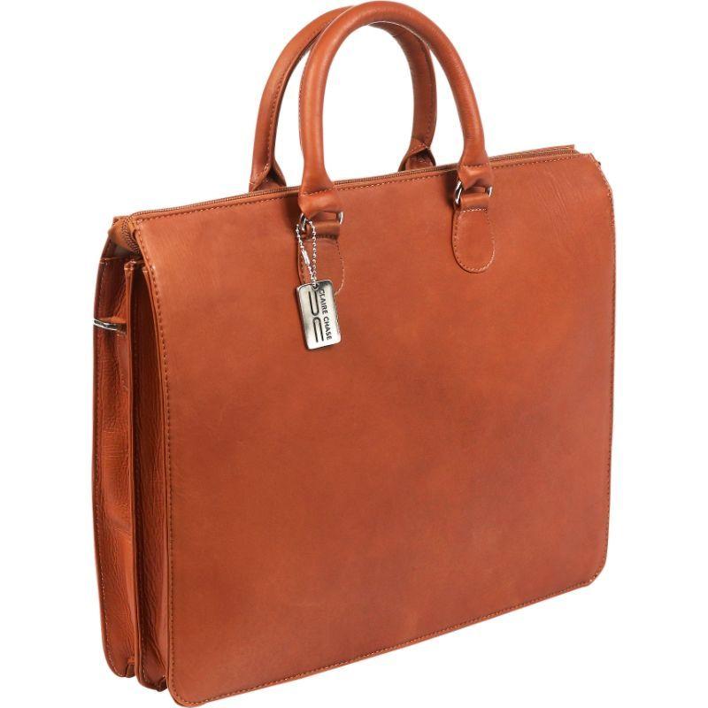クレアーチャイス メンズ スーツケース バッグ Sarita iPad Briefcase Saddle