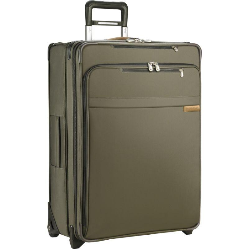 ブリグスアンドライリー メンズ スーツケース バッグ Baseline Medium Exp. Upright Olive