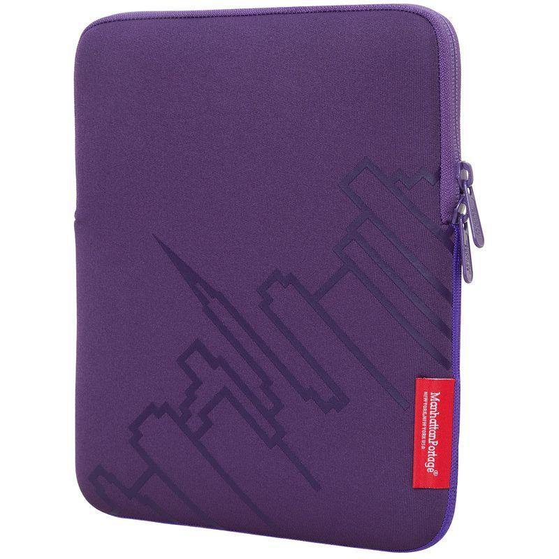 マンハッタンポーテージ メンズ PC・モバイルギア アクセサリー Skyline iPad Sleeve (8-10 in.) Purple
