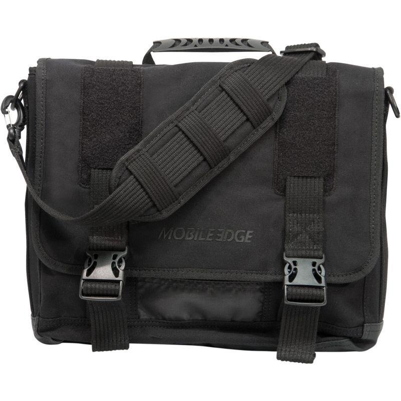 モバイルエッジ メンズ スーツケース バッグ Ultrabook Eco-Friendly Laptop Messenger - 14/15 Mac Black