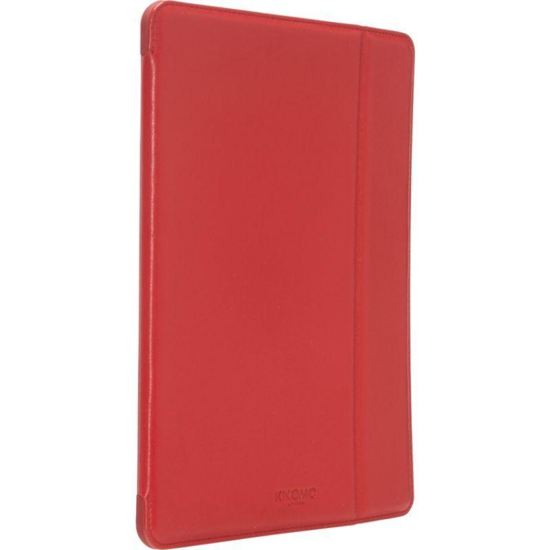 クノモ メンズ PC・モバイルギア アクセサリー iPad Air Folio Scarlet