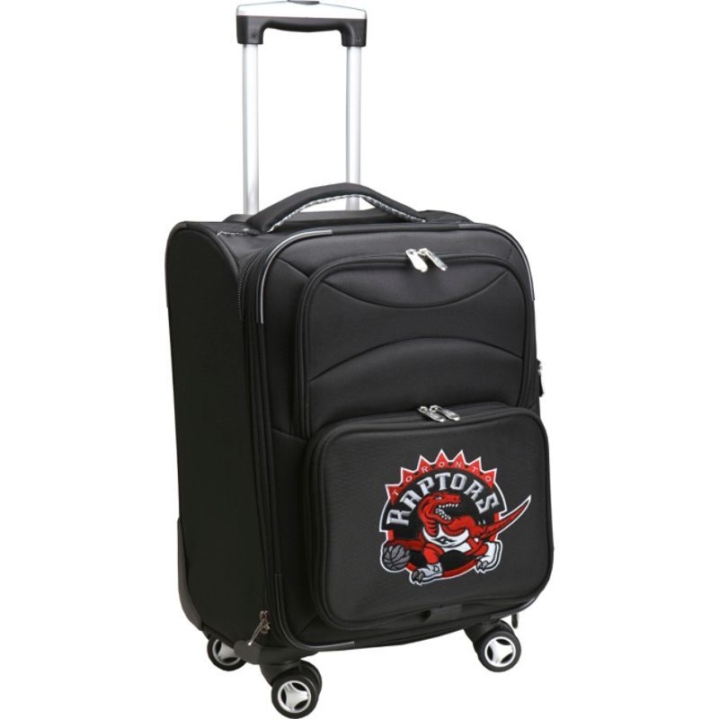 デンコスポーツ メンズ スーツケース バッグ NBA 20 Domestic Carry-On Spinner Toronto Raptors
