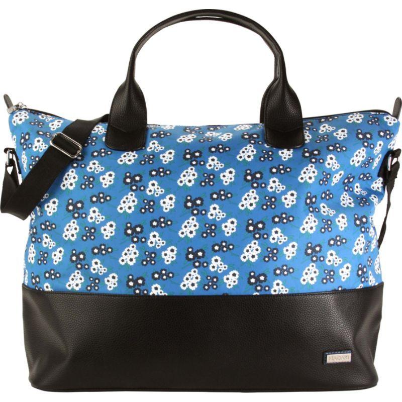 ハダキ メンズ スーツケース バッグ Hamptons Tote Fantasia Floral