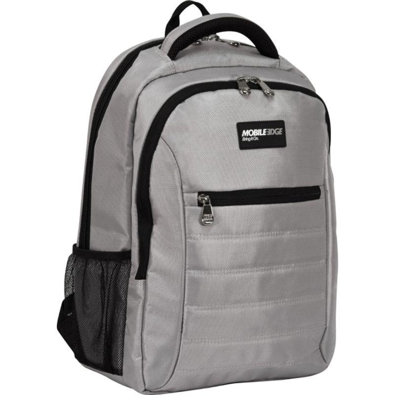 モバイルエッジ メンズ バックパック・リュックサック バッグ SmartPack Laptop Backpack Silver