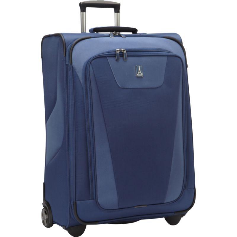 トラベルプロ メンズ スーツケース バッグ Maxlite 4 26 Expandable Rollaboard Blue