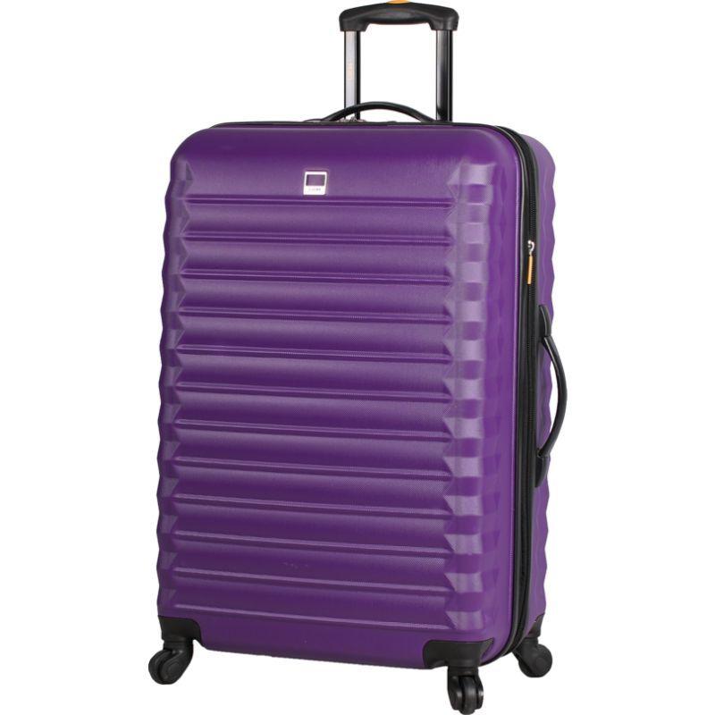 ルーカス メンズ スーツケース バッグ Treadlite 20 Spinner Purple