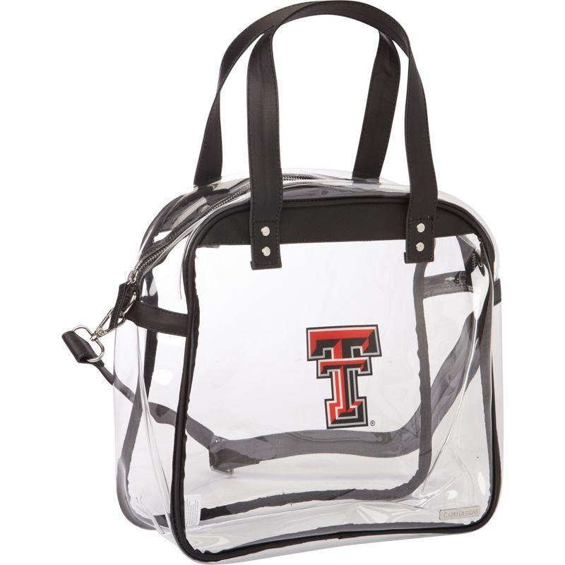 カプリデザイン メンズ トートバッグ バッグ Carryall NCAA Tote - Licensed Texas Tech