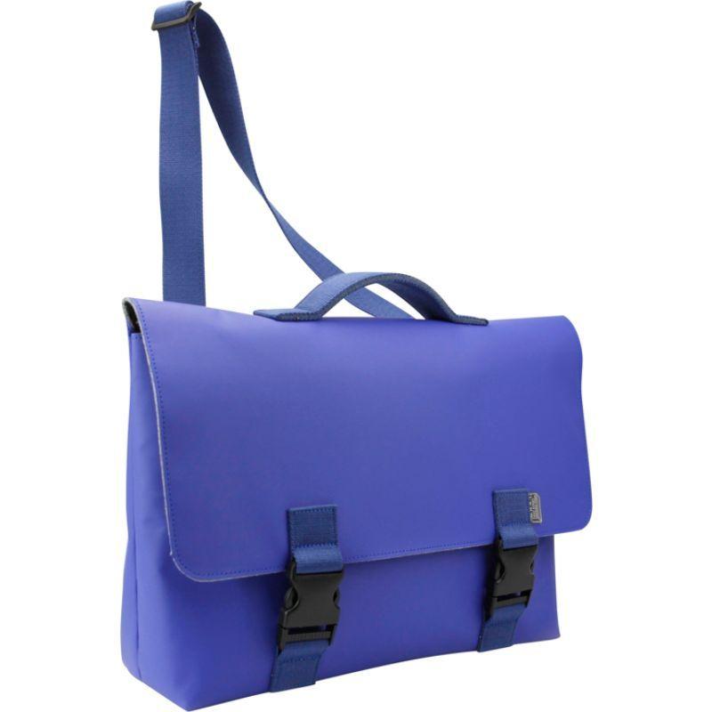 マッドラビットキッキングタイガー メンズ スーツケース バッグ Kel Briefcase Indigo