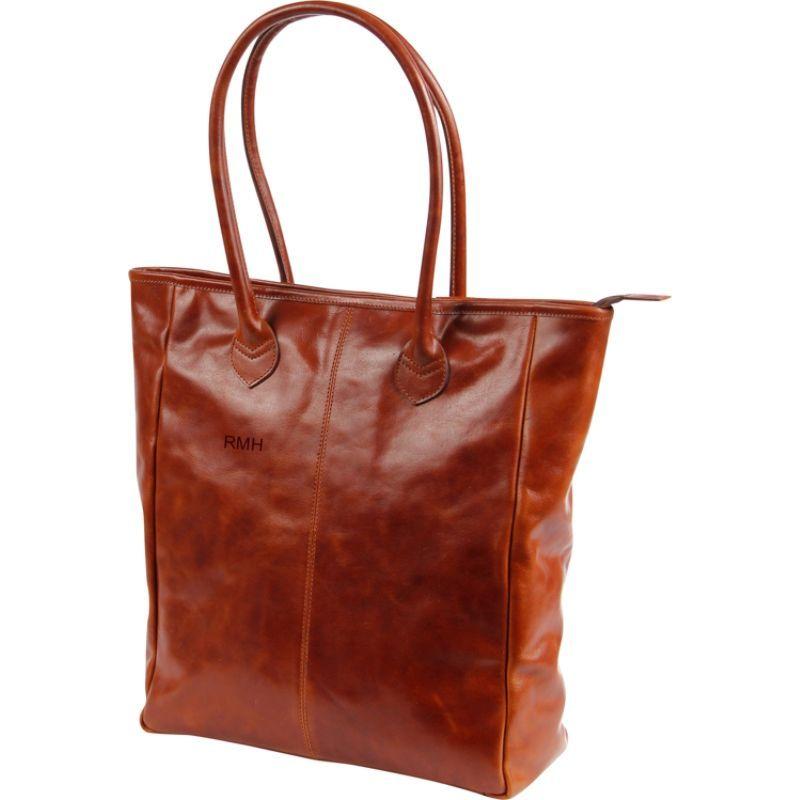 クレアーチャイス メンズ スーツケース バッグ Large Tablet Tote Tan