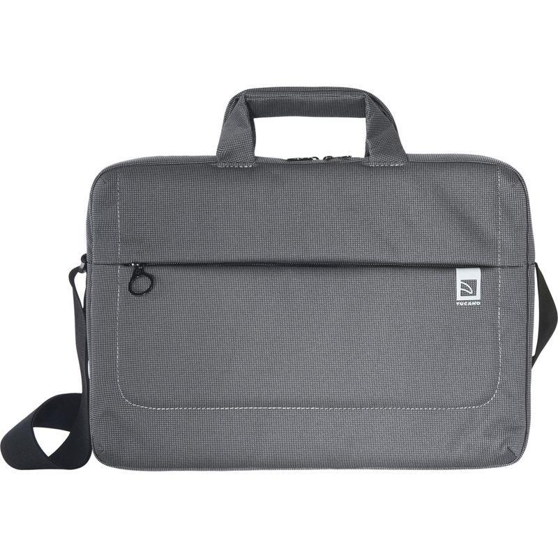ツカーノ メンズ スーツケース バッグ Loop Slim 15.6 Laptop Brief Grey