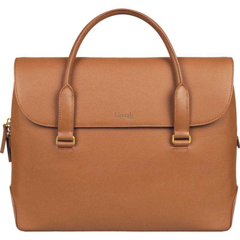 リパルトパリ メンズ スーツケース バッグ Plume Elegance Leather Laptop Bailhandle Cognac
